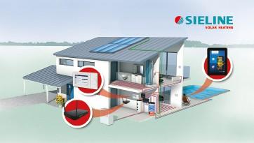 ηλιακή υποστήριξη θέρμανσης