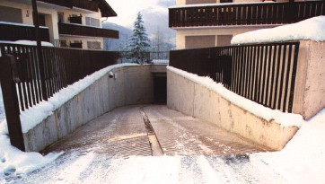 Αποπάγωση χιονιού