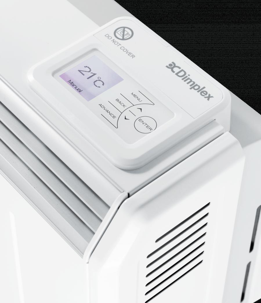 Θερμοσυσσωρευτής Dimplex XLE - θερμοστάτης