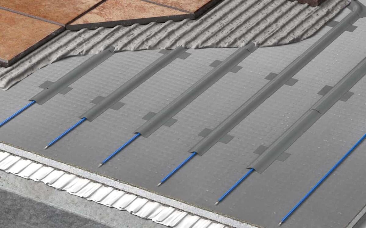 Ηλεκτρική Ενδοδαπέδια Θέρμανση- Θερμικό Καλώδιο Warmup DWS