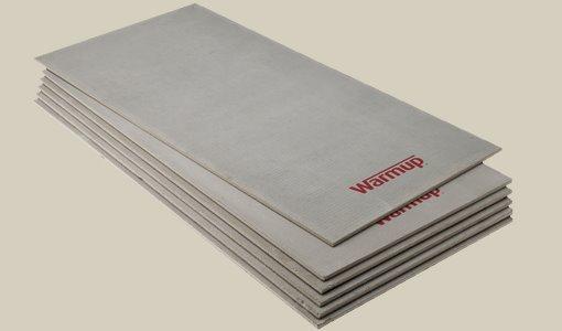 Ηλεκτρική Ενδοδαπέδια Θέρμανση- Θερμομονωτκές πλάκες Warmup INSBOARD
