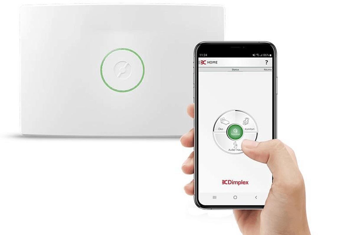 έξυπνος αυτοματισμός, έλεγχος συσκευών θέρμανσης από το κινητό, εφαρμογή wifi