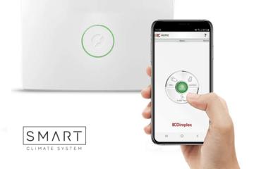 κεντρική μονάδα ελέγχου dimplex smart hub