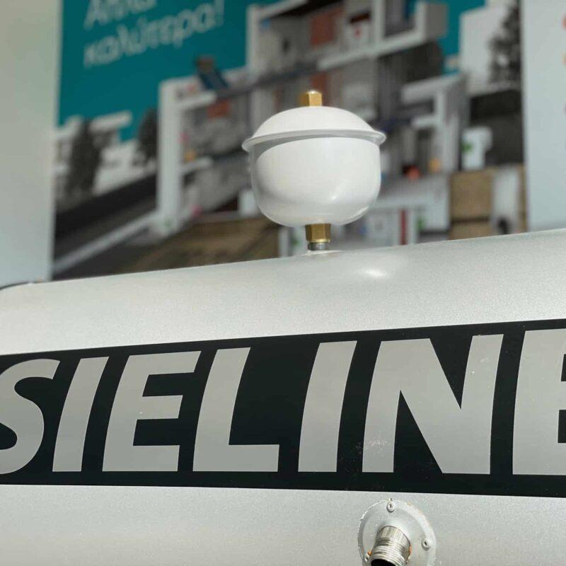 δοχείο διαστολής ηλιακού θερμοσίφωνα sieline